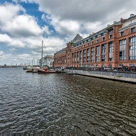 Silodam Amsterdam sur Don Fonzarelli