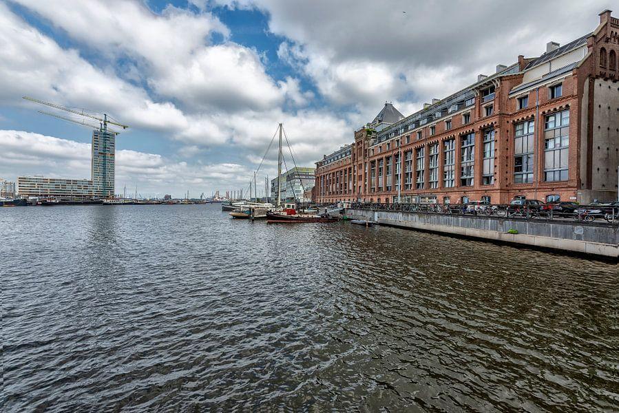 Silodam Amsterdam van Don Fonzarelli
