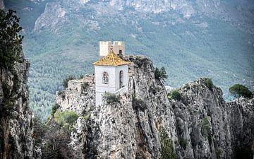 Bergdorp Guadalest von Jellie van Althuis