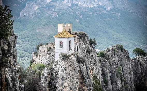 Bergdorp Guadalest