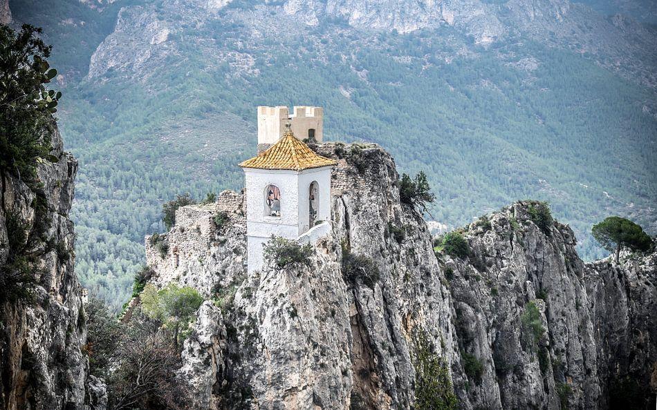 Bergdorp Guadalest van Jellie van Althuis