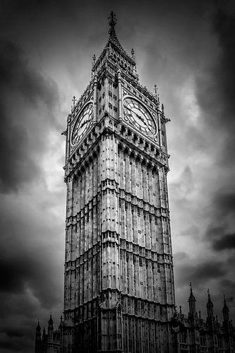 Big Ben London von Melanie Viola