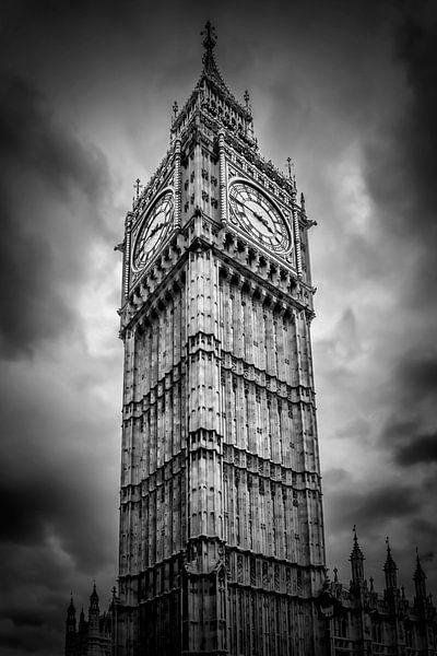 Big Ben London van Melanie Viola