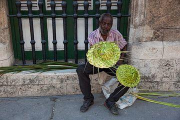 Cubaanse hoedenmaker