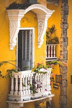 Koloniale Architektur in Kolumbien von Daphne Groeneveld