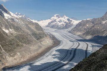 Aletschgletscher von Sander de Jong