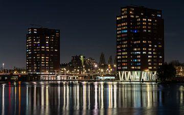 Kühlhaven Rotterdam von Jeroen Kleiberg