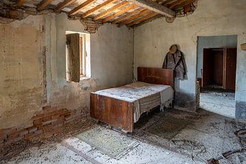 Ich habe mein Bett gemacht. von Jaco Verheul