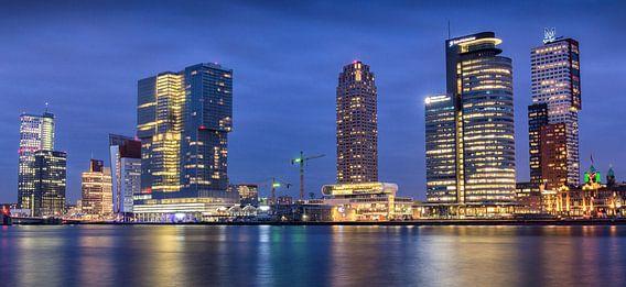 Rotterdam Skyline @ Night