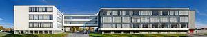 Bauhaus Dessau Panorama van