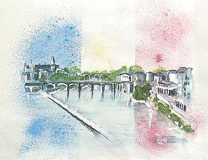 Toulouse van