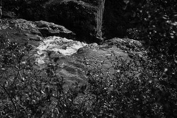 Waterval in Skaftafell van