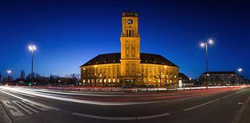 Hôtel de ville de Schöneberg sur Frank Herrmann