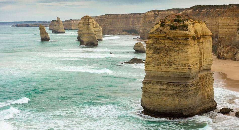 12 Apostles Australie van Chris van Kan
