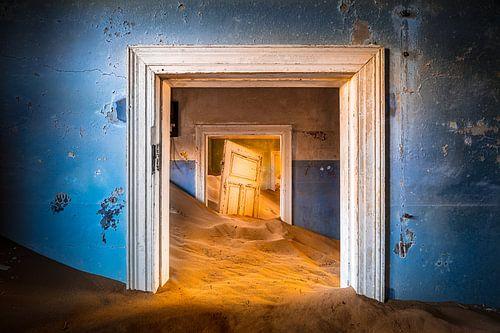 Blue Room sur Thomas Froemmel