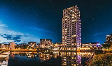 Palastviertel, Den Bosch. Horizontales Panorama von Joost Smits