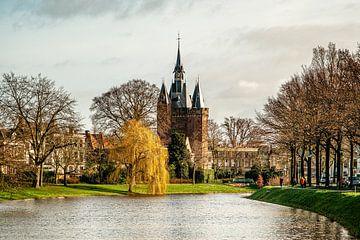 Sassenpoort Zwolle von nol ploegmakers