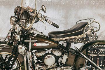 La Harley Davidson Vintage I sur Martin Bergsma