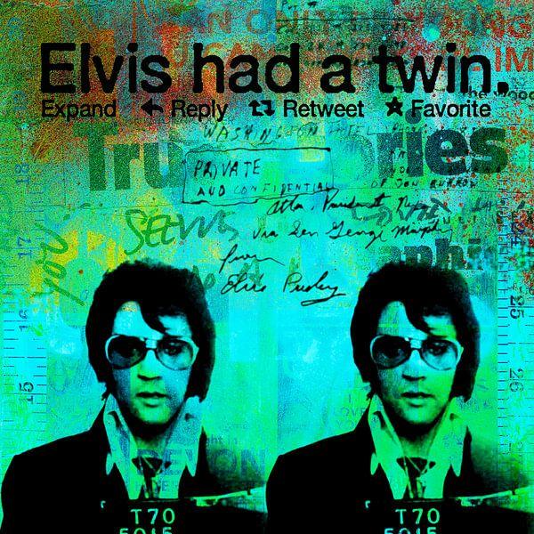 Elvis Had A Twin van Feike Kloostra