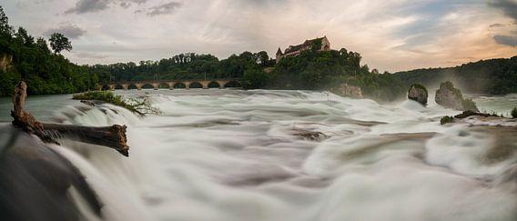 Rheinfalle in Zwitzerland