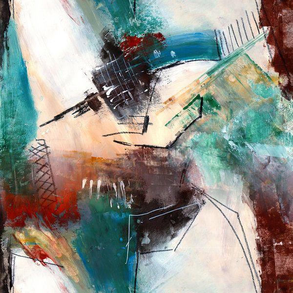 Projekt - querdenken van Katarina Niksic
