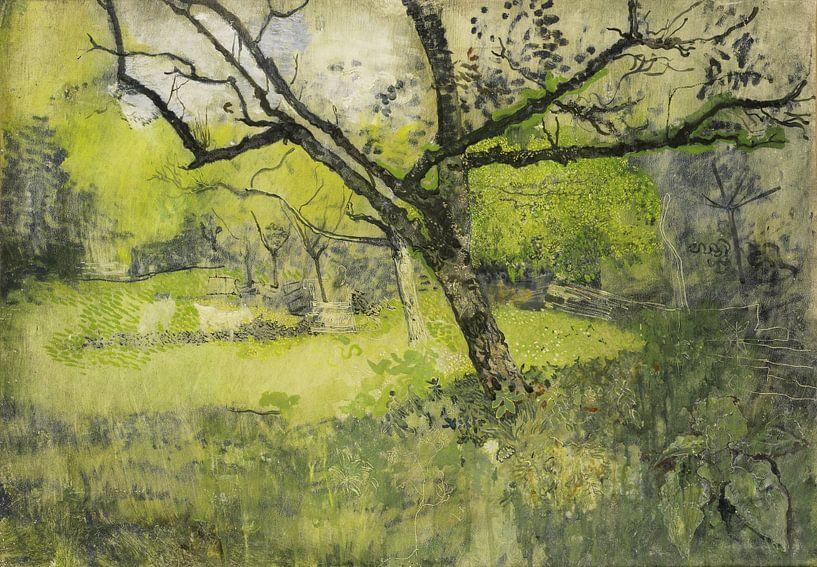 Obstgarten in Eemnes, Richard Nicolaüs Roland Holst von Marieke de Koning
