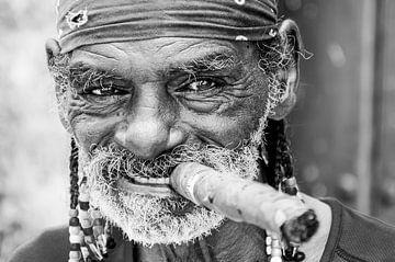 Cubaan met Cubaan - Havana sur Jack Koning