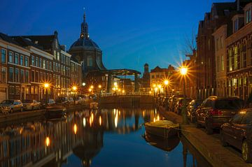 Marekerk in Leiden sur