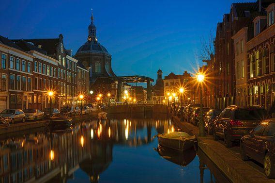 Marekerk in Leiden van Martijn van der Nat