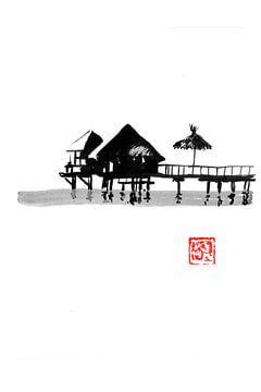 bungalow van philippe imbert