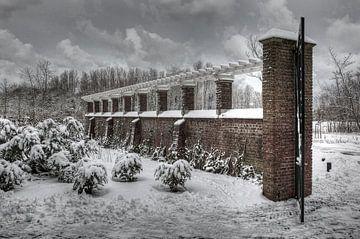 Muur begraafplaats van PAM fotostudio