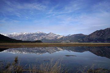Kluane Lake van Wim Frank