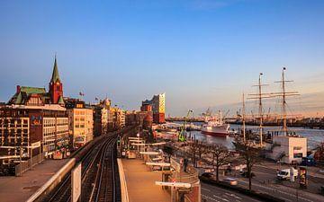 Hamburg Hafencity von Werner Reins