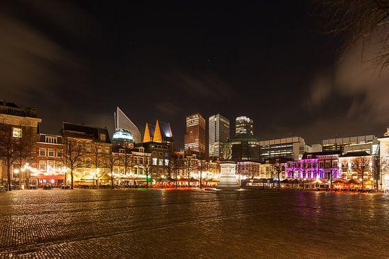 Nachtelijk Den Haag - 1