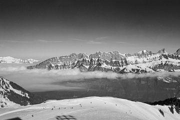 Schweizerberge von Tim Eckert