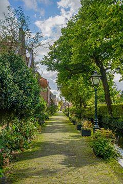 5e Binnenvestgracht in Leiden van Dirk van Egmond