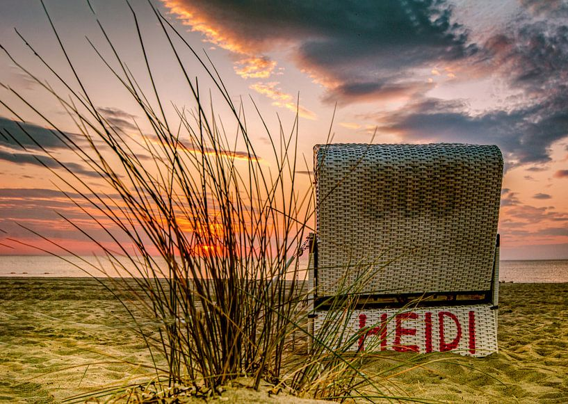 Oostzee Heidi van Johnny Flash