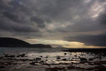 Keel Beach Achill Island van Bo Scheeringa Photography