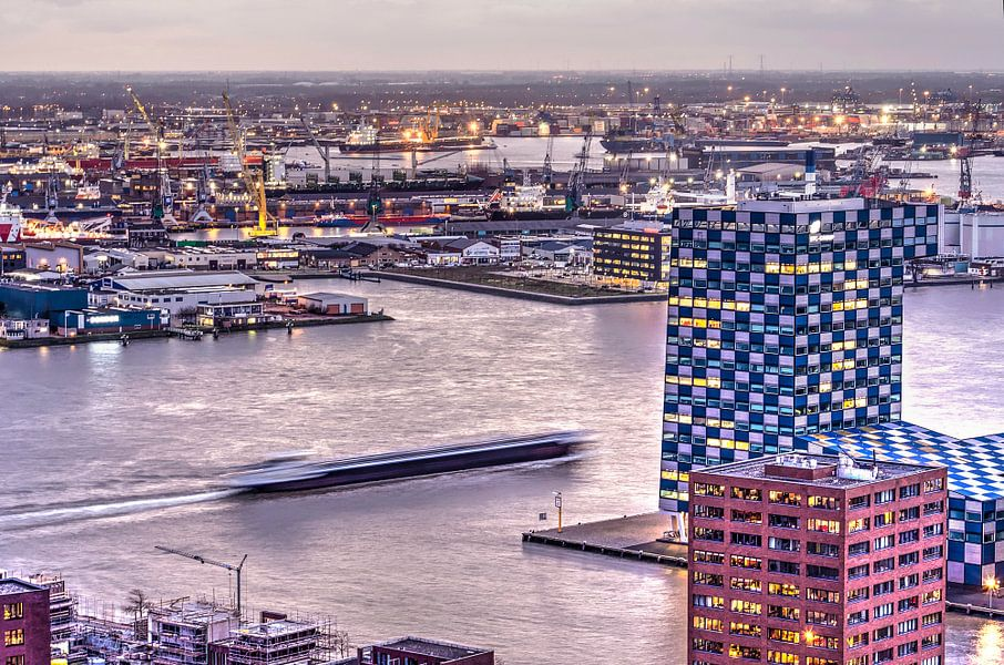 Rotterdam, navigation et transport