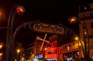 Metropolitain Moulin Rouge