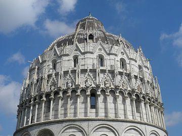 Pisa, Italië van Liza Foppen