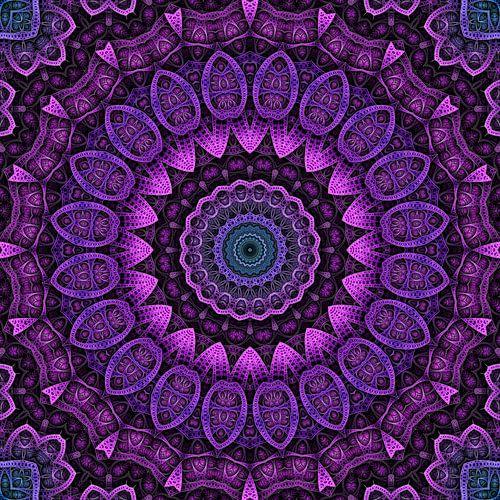 Mandala duidelijkheid van Marion Tenbergen