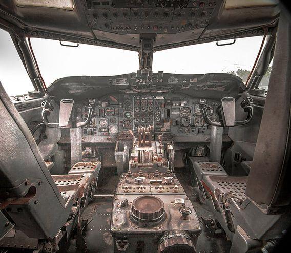 Cockpit Boeing