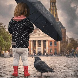Under my umbrella van Elianne van Turennout