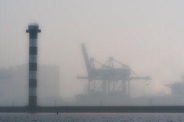Maasvlakte, Hoek van Holland / Rotterdam sur Eddy Westdijk