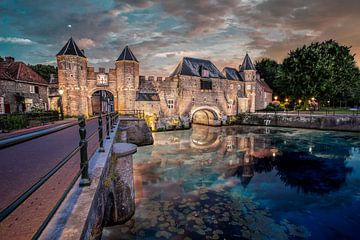 Der Koppelpoort in Amersfoort von Wim Brauns