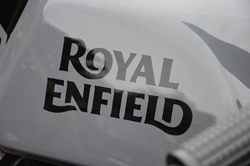 Royal Enfield von Jan Radstake