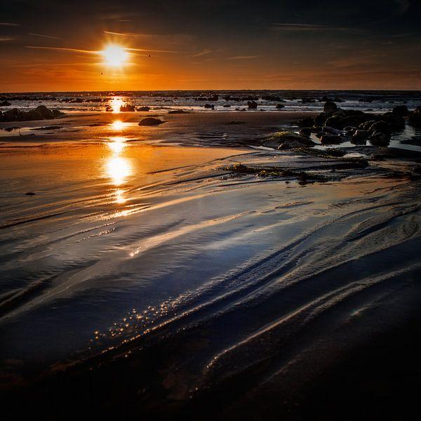 The setting of the sun van Ruud Peters