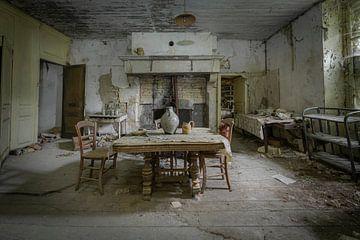 Niemand zu Hause von Lien Hilke