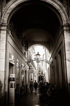 Porte de la ville sur jacky weckx